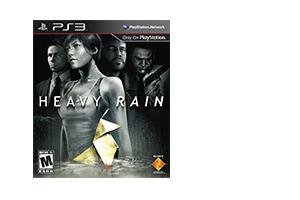 Heavy Rain PS3 Box Art