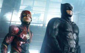 Justice League batman flash