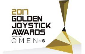 The Golden Joystick Awards 2017