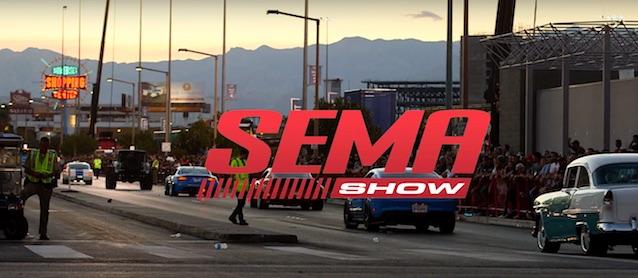 The Hog Ring Register for the 2017 SEMA Show Today 1 - نگاهی به نمایشگاه خودرو SEMA