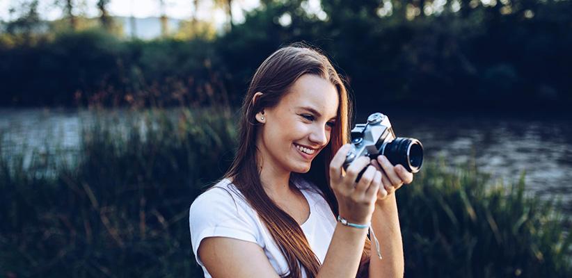 آموزش عکاسی حرفه ای