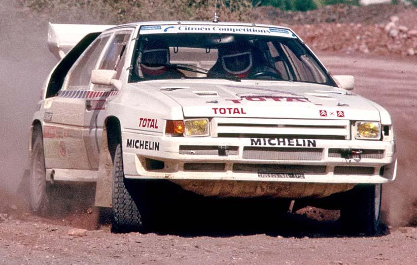1985 Citroen BX 4TC Rally 001 - خودروهای رالی بهیادماندنی(قسمت هشتم)؛ سیتروئن BX