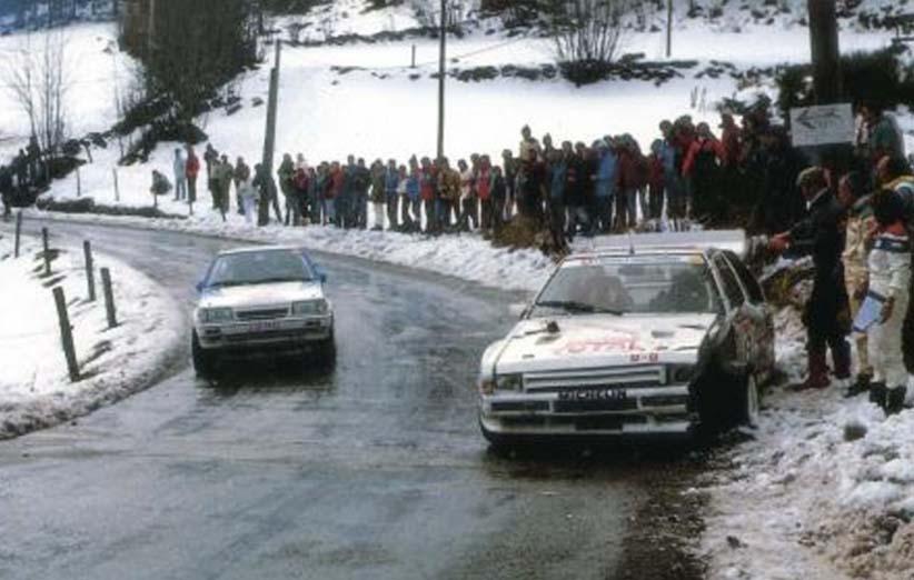 1985 Citroen BX 4TC accidenty - خودروهای رالی بهیادماندنی(قسمت هشتم)؛ سیتروئن BX