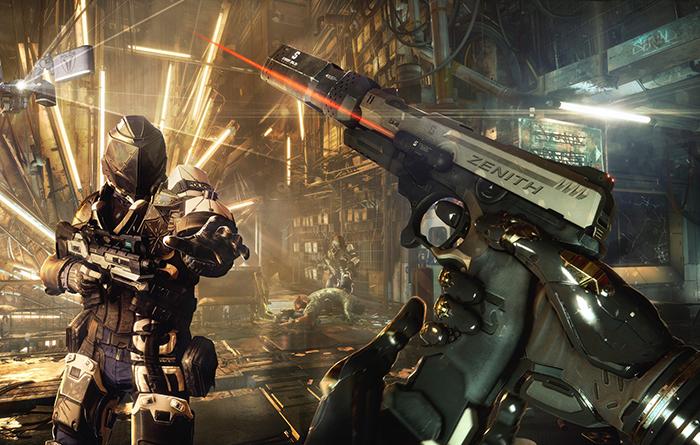 اسکرینشات Deus Ex Mankind Divided