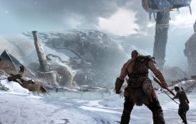 God of War PS4 Screenshot