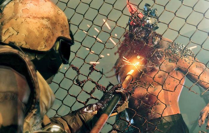 بازی Metal Gear Survive