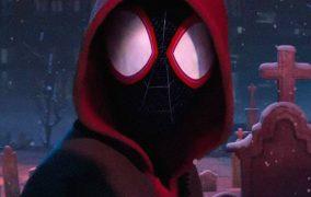 Into the Spider-Verse Trailer screencap