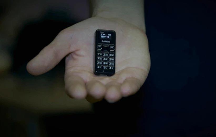 گوشی Zanco Tiny T1