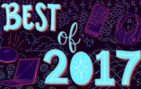 بهترین گجت های 2017