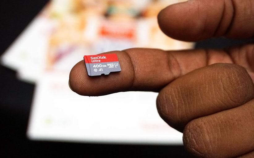 کارت حافظه microSD