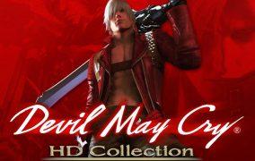 بازی devil may cry hd collection