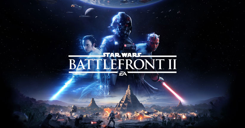 بازی Star Wars Battlefront 2