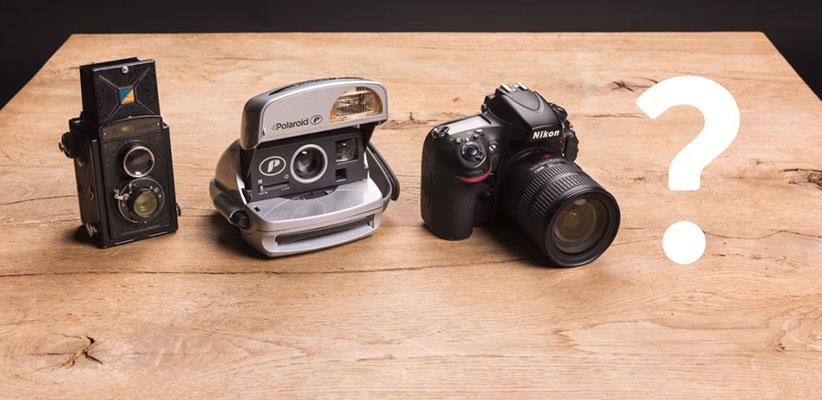پیش بینی آینده دوربین عکاسی