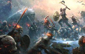 God of War Game Informer