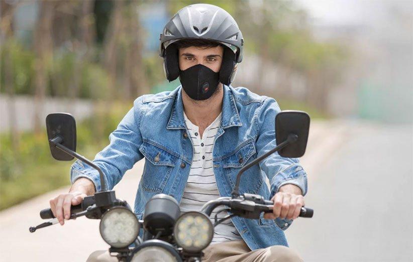 بهترین ماسک برای آلودگی هوا