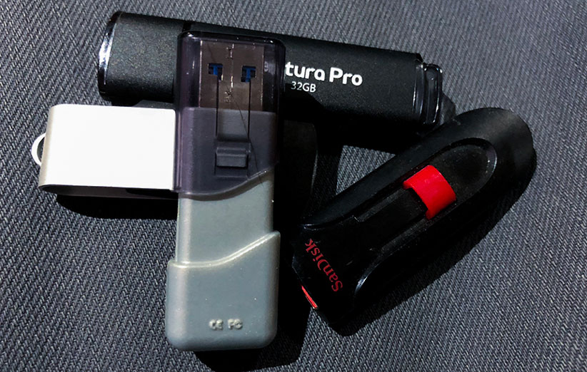 فلش مموری USB