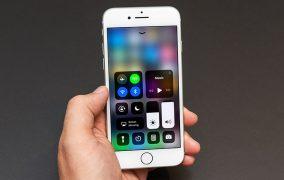 آیفون iOS 11