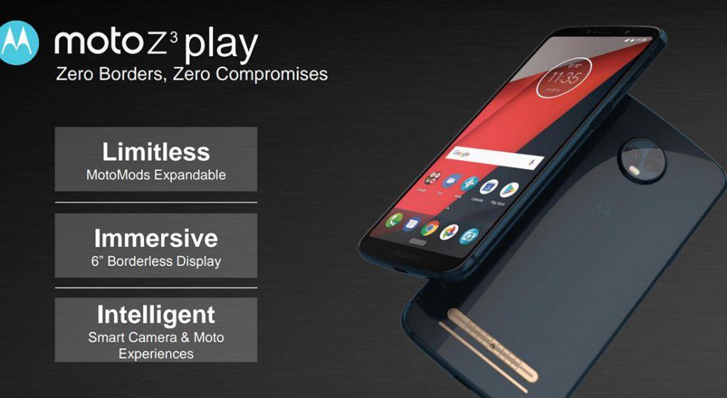 گوشی Moto Z3