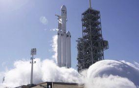 موشک Falcon Heavy