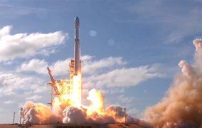 پرتاب Falcon Heavy