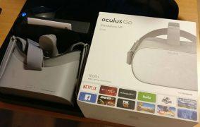 هدست Oculus Go