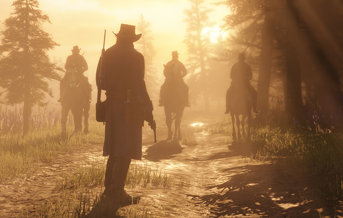 اسکرینشات Red Dead Redemtpion 2