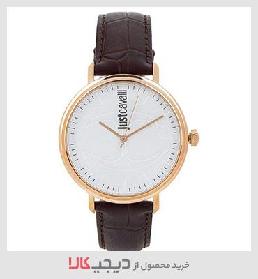 خرید ساعت مچی عقربه ای مردانه جاست کاوالی مدل JC1G012L0035