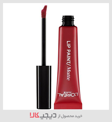 خرید رژ لب مایع لورآل سری Infallible مدل Lip Paint Matte
