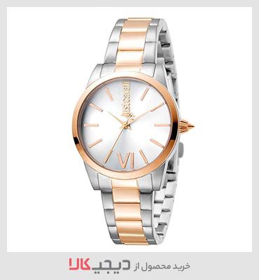 خرید ساعت مچی عقربه ای زنانه جاست کاوالی مدل JC1L010M0145