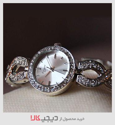 خرید ساعت مچی عقربهای زنانه پرایمر مدل BZ-023-GG