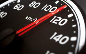 سرعت در آزادراه