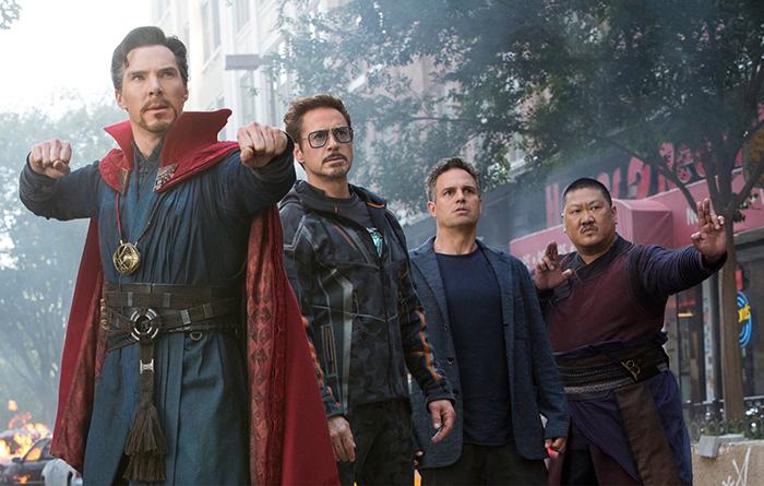 Avengers infinity war - Avengers: Infinity War رکورد پیشفروش بلیط پلنگ سیاه را شکست