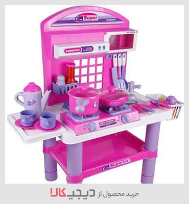 اسباب بازی مجموعه آشپزخانه