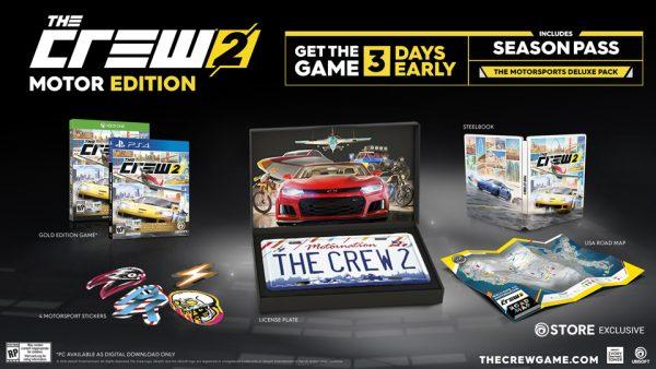crew2 motoredition 960x540 320506 600x338 - تاریخ عرضه بازی The Crew 2 مشخص شد