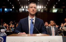 مدیر عامل فیسبوک - مارک زاکربرگ
