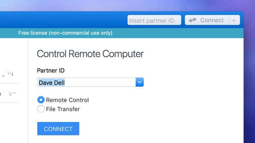 نرم افزار کنترل کامپیوتر