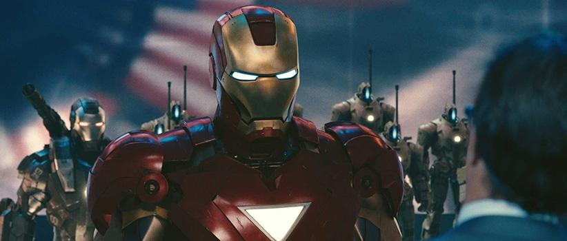 فیلم سینمایی Iron Man 2
