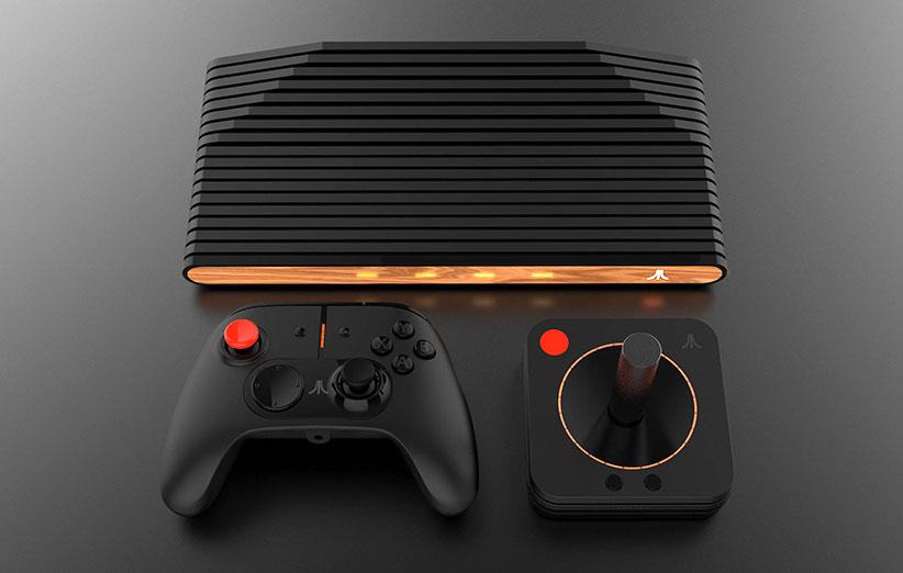 کنسول Atari VCS