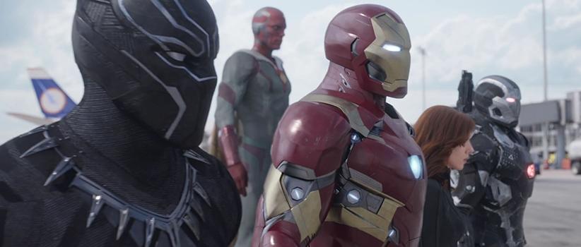 فیلم سینمایی Captain America: Civil War