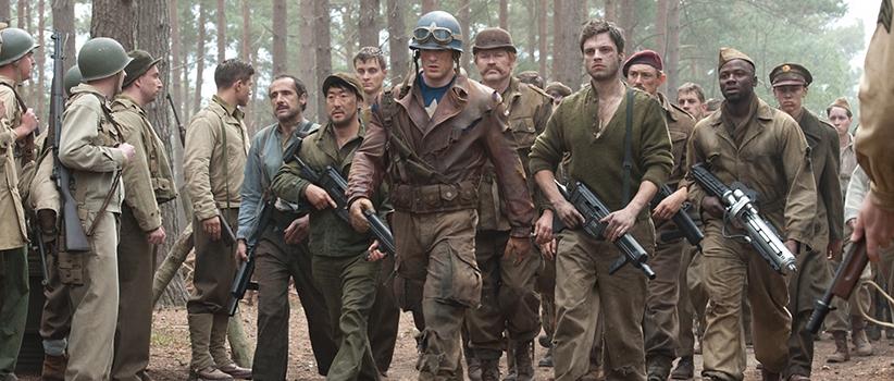 فیلم سینمایی Captain America: The First Avenger