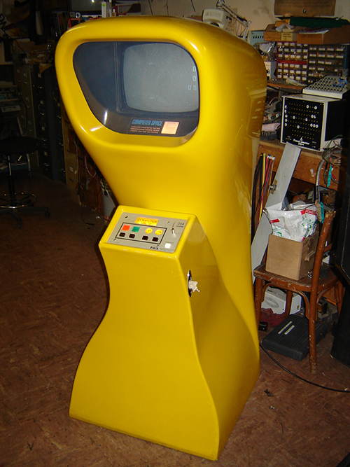 دستگاه Computer Space