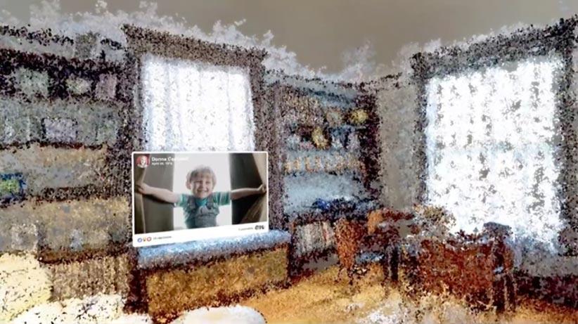 محیط جدید برای واقعیت مجازی