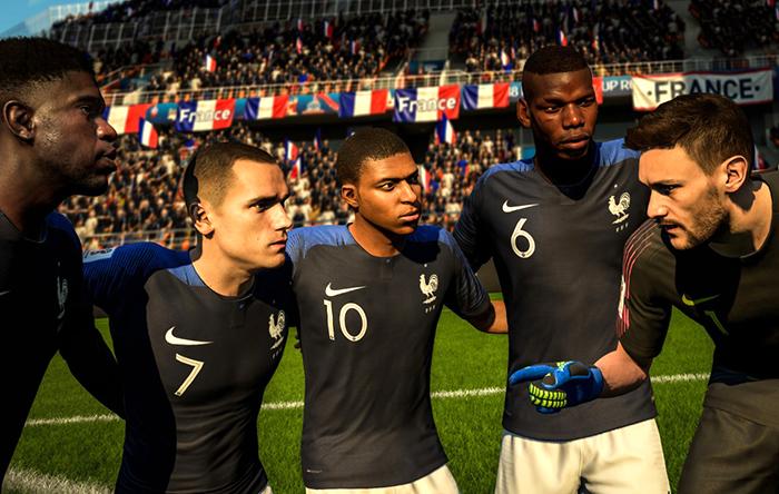 فرانسه جام جهانی ۲۰۱۸ روسیه