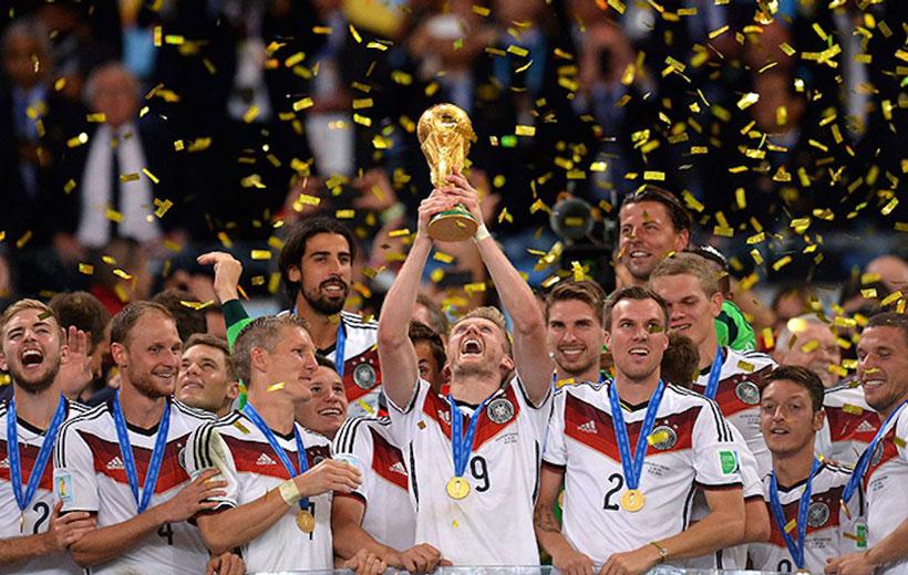 قهرمانان جام جهانی