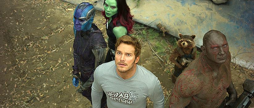 فیلم سینمایی Guardians of the Galaxy Vol. 2