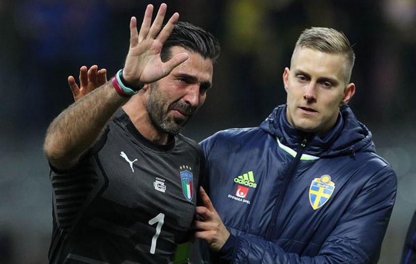 جام جهانی 2018 بوفون