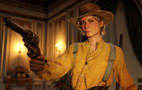 اسکرینشات Red Dead Redemption 2
