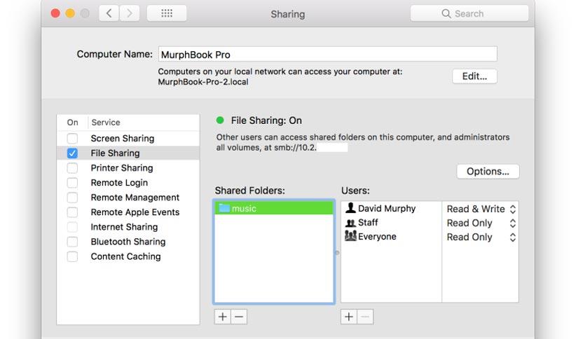 Share Files 2 - ۴ روش برای انتقال فایل بین ویندوز، مک، اندروید و iOS
