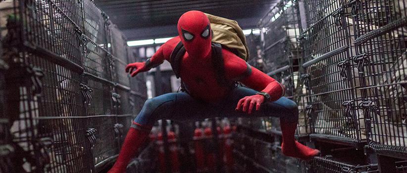 فیلم سینمایی Spider-Man: Homecoming