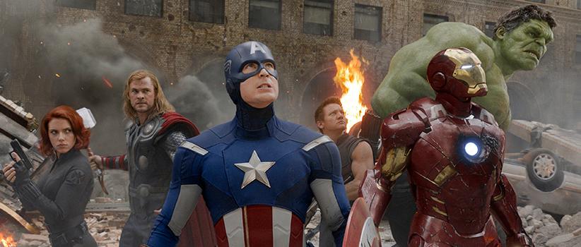 فیلم سینمایی The Avengers